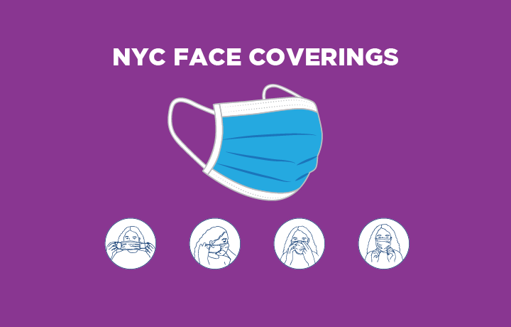Free Face Covering for New Yorkers